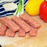 Spicy Beef Koftas 1