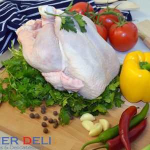 Whole Roaster Chicken